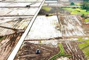 农田的水渠施工怎么快