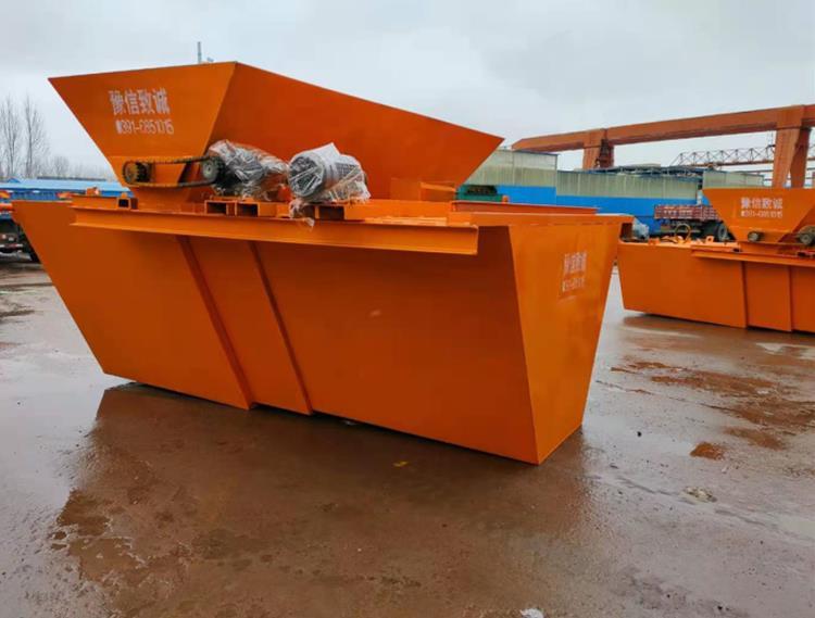 天津2米梯形水渠成型设备发货